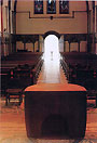 Honan Chapel, University College Cork - light